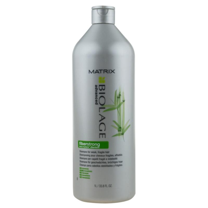 matrix biolage advanced fiberstrong shampoo f r d nnes. Black Bedroom Furniture Sets. Home Design Ideas
