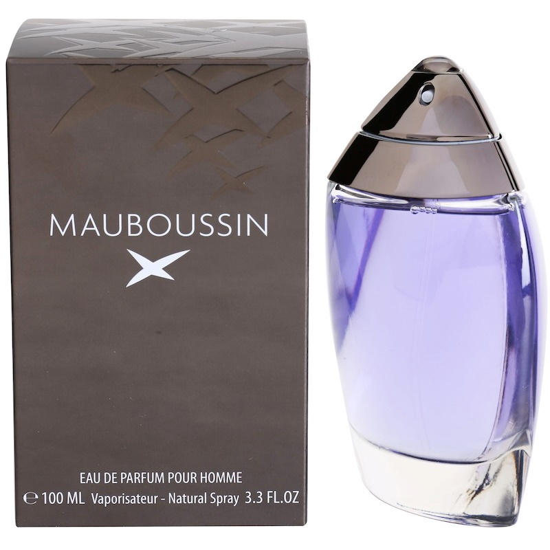 mauboussin mauboussin homme eau de parfum pour homme 100 ml. Black Bedroom Furniture Sets. Home Design Ideas