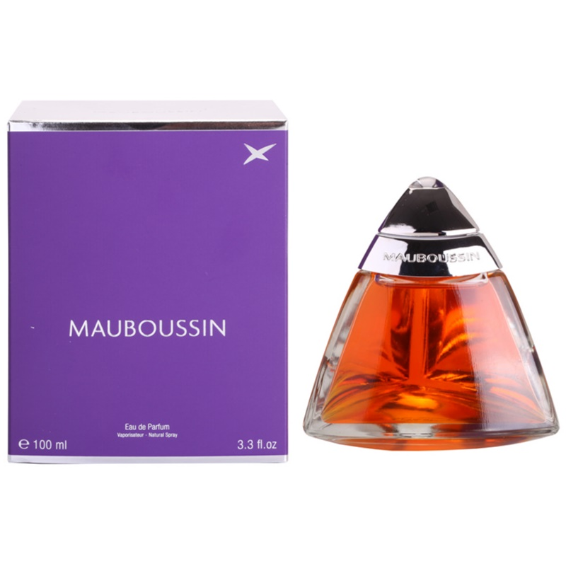 mauboussin by mauboussin eau de parfum pour femme 100 ml. Black Bedroom Furniture Sets. Home Design Ideas
