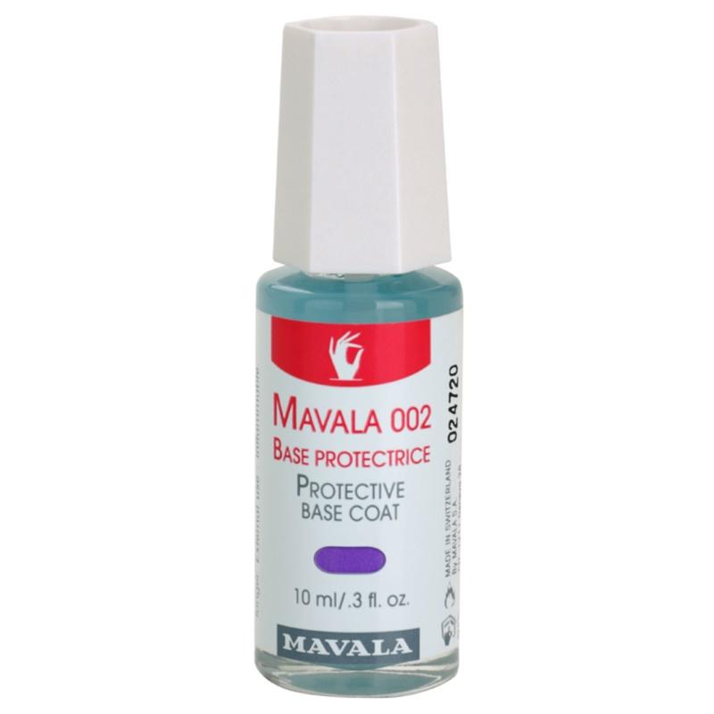 Base Nail Polish: MAVALA 002 Base Coat Nail Polish