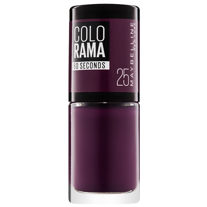 MAYBELLINE COLORAMA 60 SECONDS Quick - Drying Nail Polish | notino.co.uk