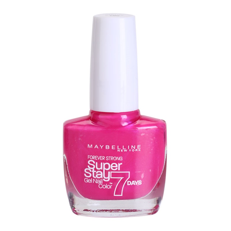 MAYBELLINE FOREVER STRONG SUPER STAY 7 DAYS esmalte de uñas | notino.es