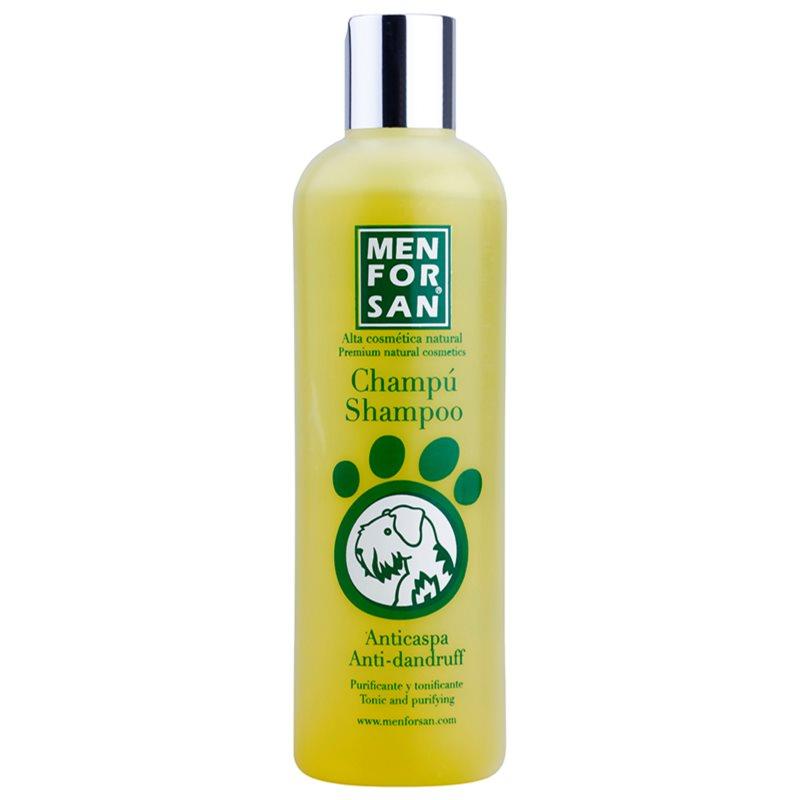 menforsan premium natural shampoo gegen schuppen. Black Bedroom Furniture Sets. Home Design Ideas