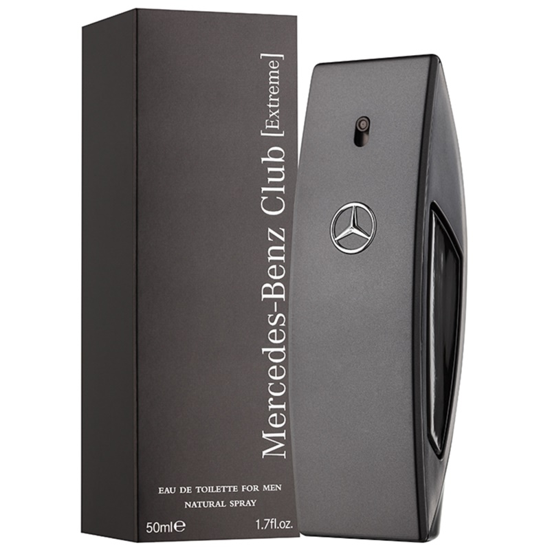Mercedes benz mercedes benz club extreme eau de toilette for Mercedes benz club cologne