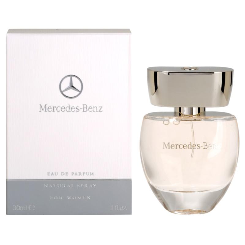 mercedes benz mercedes benz for her eau de parfum f r. Black Bedroom Furniture Sets. Home Design Ideas