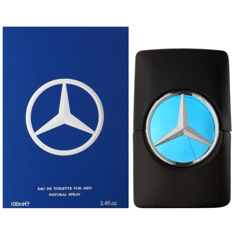 Mercedes benz man eau de toilette f r herren 100 ml for Mercedes benz man