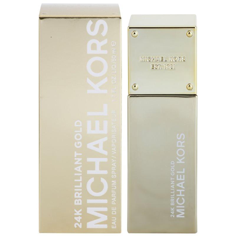 michael kors 24k brilliant gold eau de parfum f r damen 100 ml. Black Bedroom Furniture Sets. Home Design Ideas