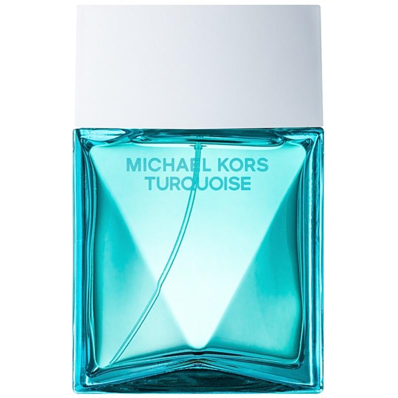 michael kors turquoise eau de parfum f r damen 100 ml. Black Bedroom Furniture Sets. Home Design Ideas