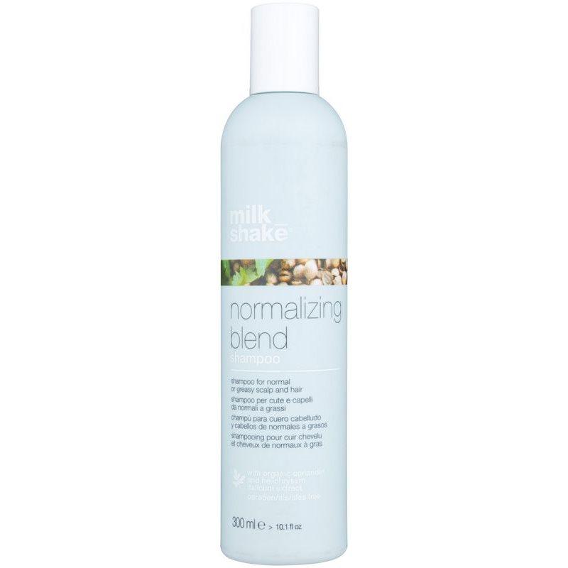 milk shake normalizing blend shampoo f r normales bis fettiges haar. Black Bedroom Furniture Sets. Home Design Ideas