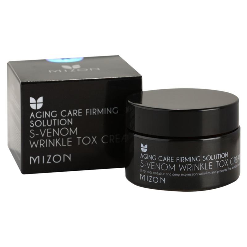 Mizon Aging Care Firming Solution, ránctalanító krém..