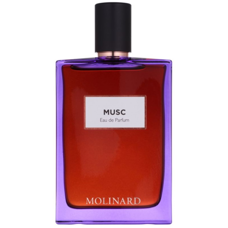 molinard musc eau de parfum for women 75 ml. Black Bedroom Furniture Sets. Home Design Ideas