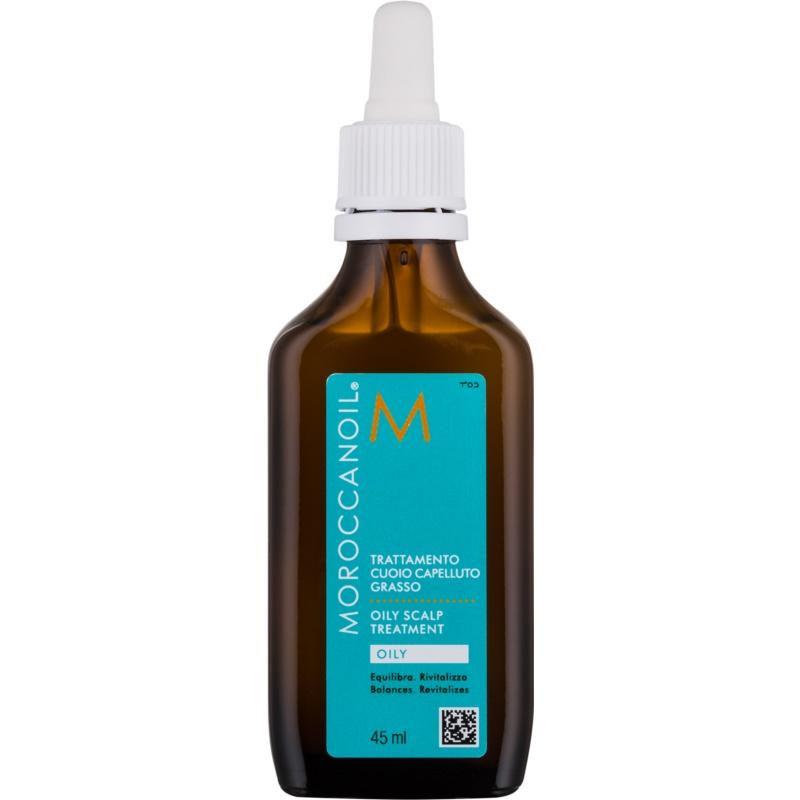 moroccanoil treatments cure cheveux pour cuir chevelu gras. Black Bedroom Furniture Sets. Home Design Ideas