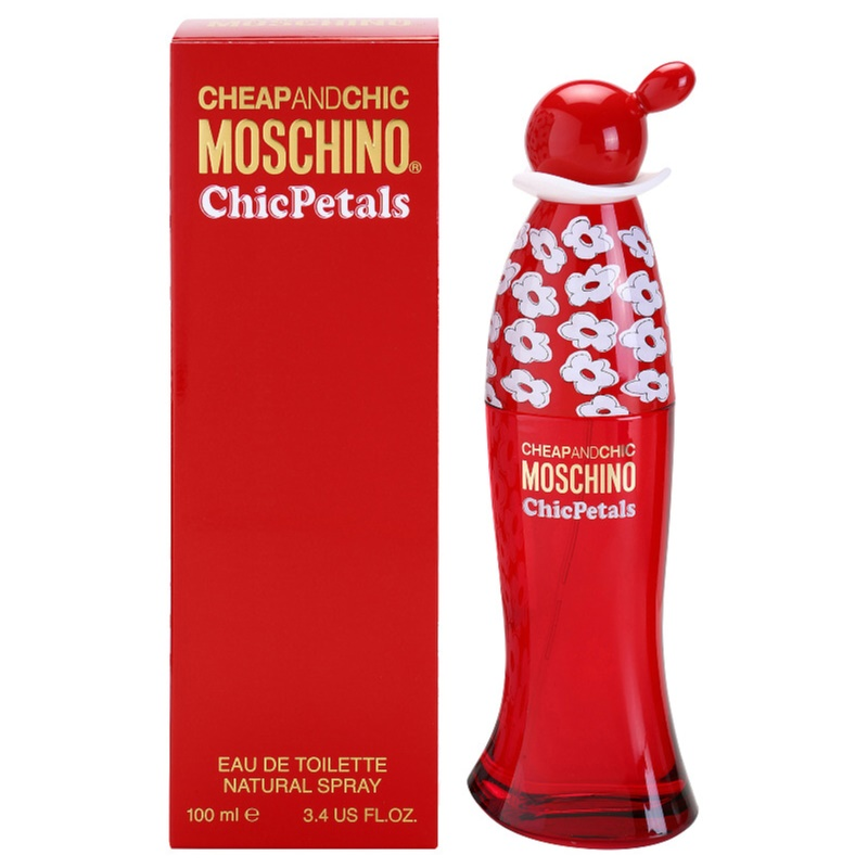 Moschino cheap chic chic petals Inexpensive chic
