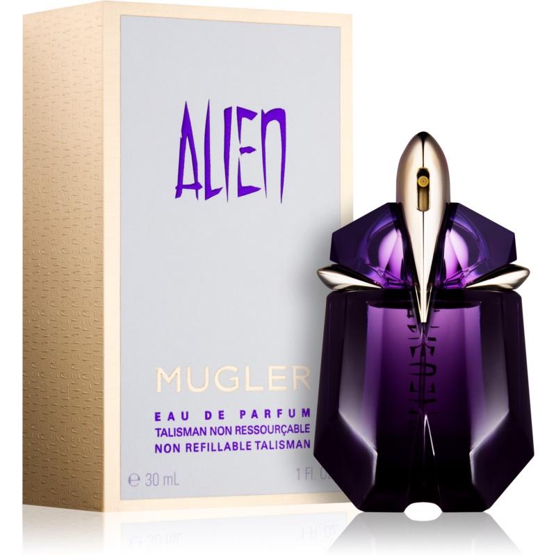 mugler alien eau de parfum pentru femei. Black Bedroom Furniture Sets. Home Design Ideas