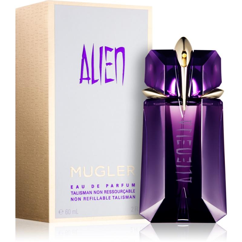 mugler alien eau de parfum voor vrouwen 60 ml. Black Bedroom Furniture Sets. Home Design Ideas