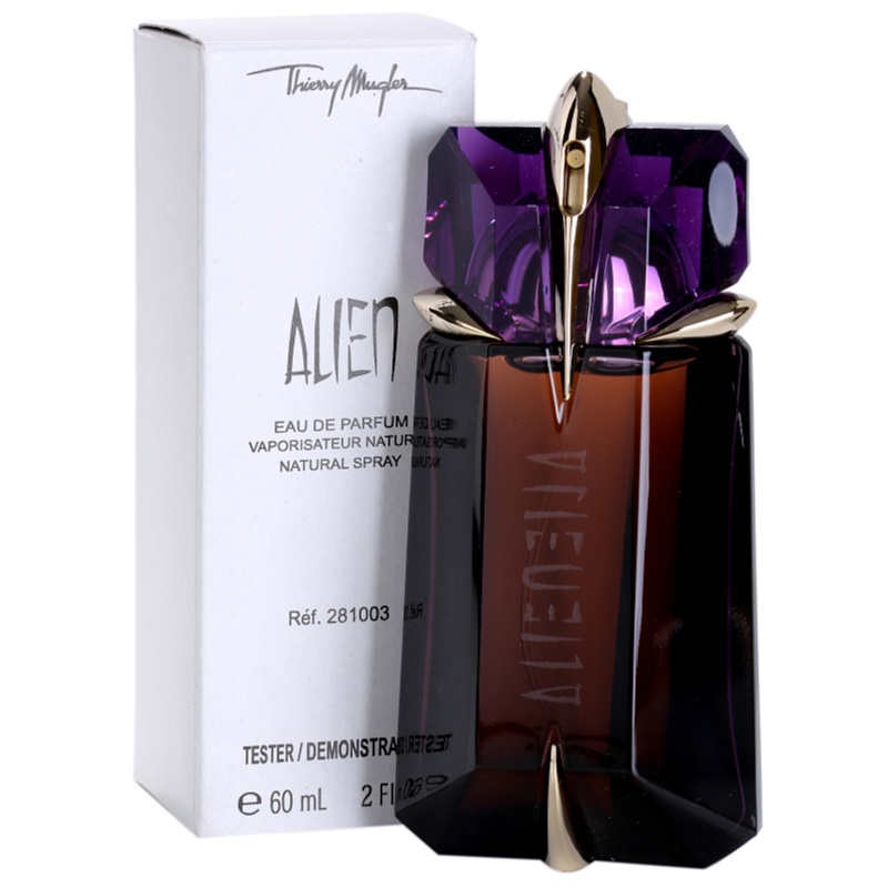 Mugler Alien Eau De Parfum Tester For Women 60 Ml Notinocouk
