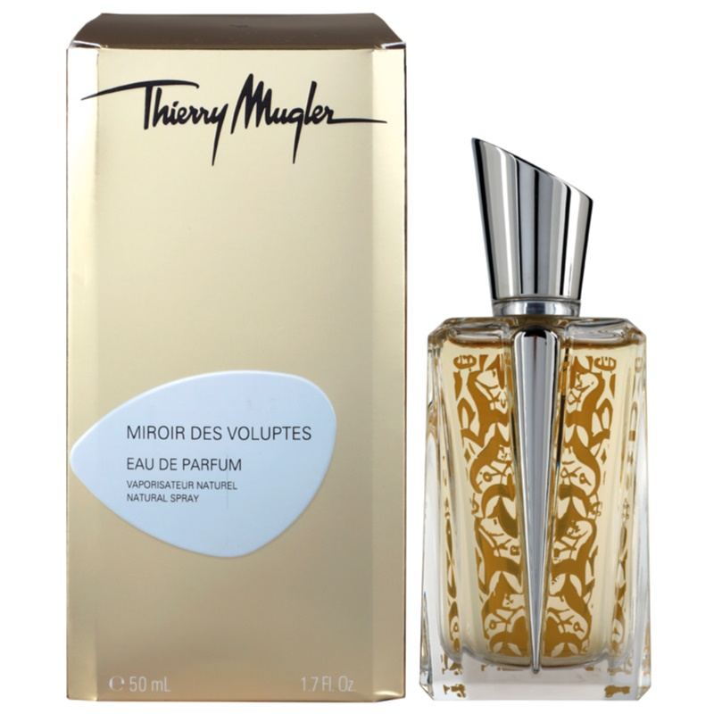 Mugler mirror mirror collection miroir des voluptes eau for Miroir des secrets thierry mugler