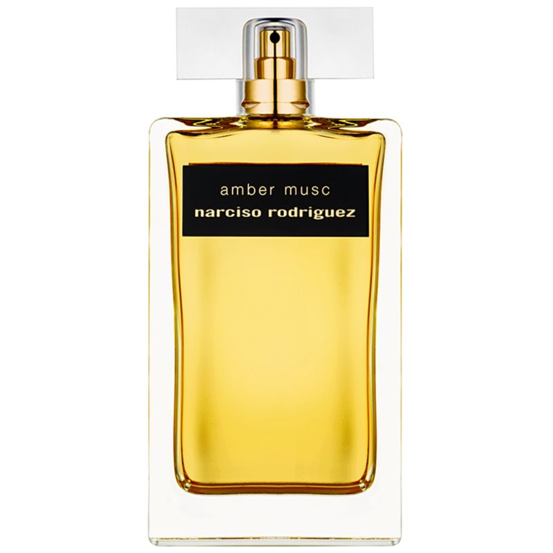 narciso rodriguez for her amber musc eau de parfum pour femme 100 ml. Black Bedroom Furniture Sets. Home Design Ideas