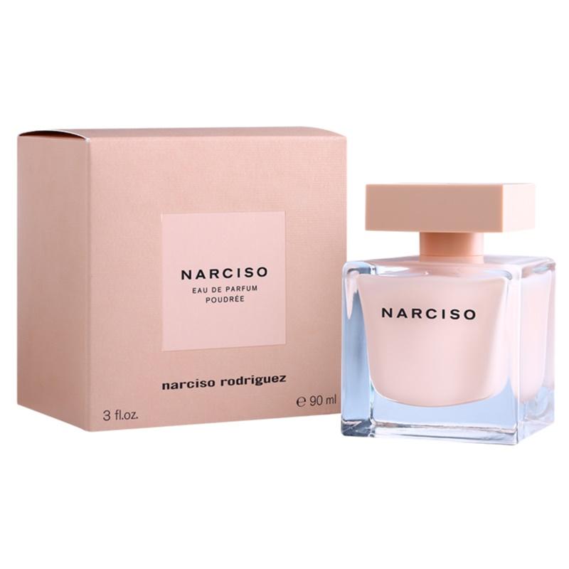 narciso rodriguez narciso poudre eau de parfum f r damen 90 ml. Black Bedroom Furniture Sets. Home Design Ideas