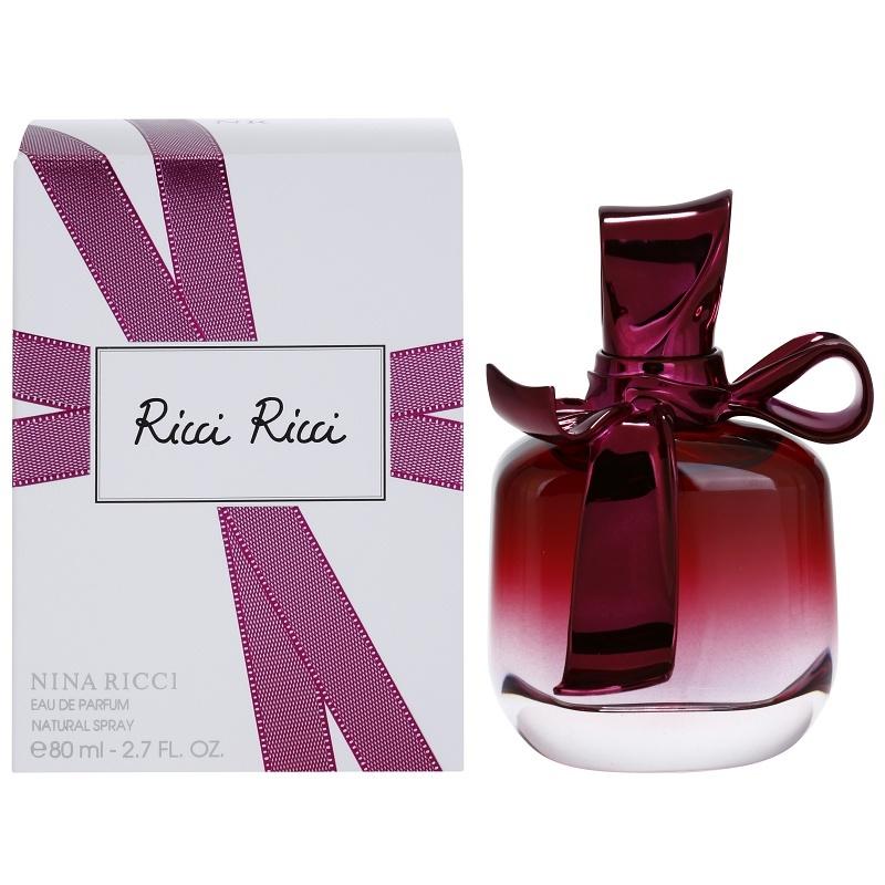 nina ricci ricci ricci eau de parfum pentru femei 80 ml. Black Bedroom Furniture Sets. Home Design Ideas