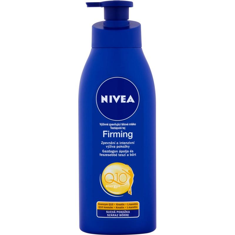Nivea Q10 Plus, lait corporel raffermissant pour peaux