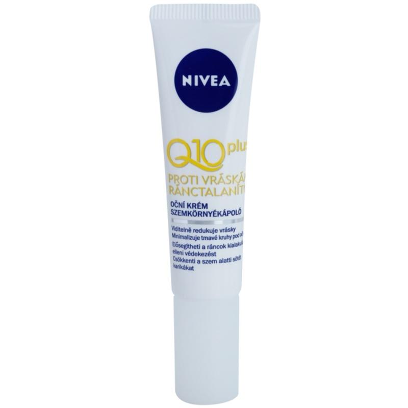 nivea q10 plus huidverzorging review