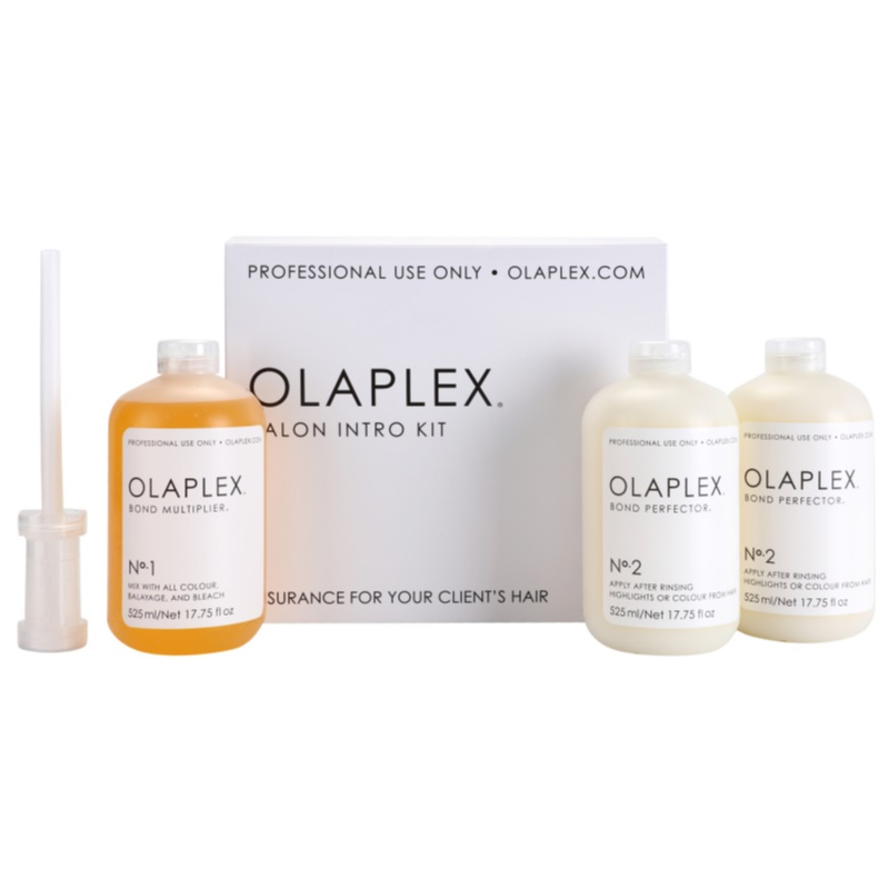 olaplex professional salon kit kosmetik set ii. Black Bedroom Furniture Sets. Home Design Ideas