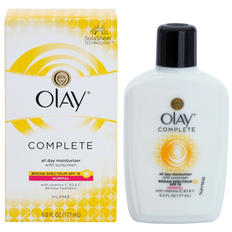 OLAY COMPLETE Moisturizing Day Cream SPF 15