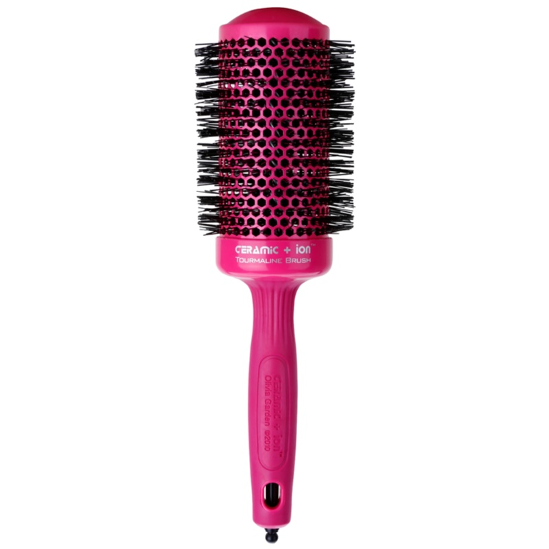 Olivia Garden Ceramic Ion Pink Series Hair Brush
