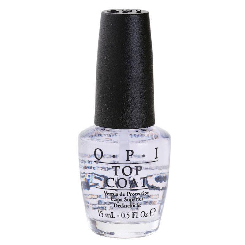 OPI TOP COAT refuerzo para esmalte de uñas para uñas | notino.es