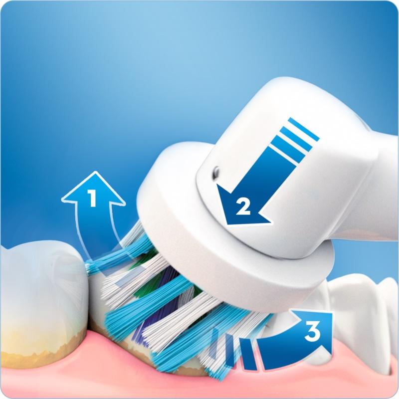 Compatible con todos los cabezales Oral B excepto con el modelo Pulsonic. c747e98bb50c