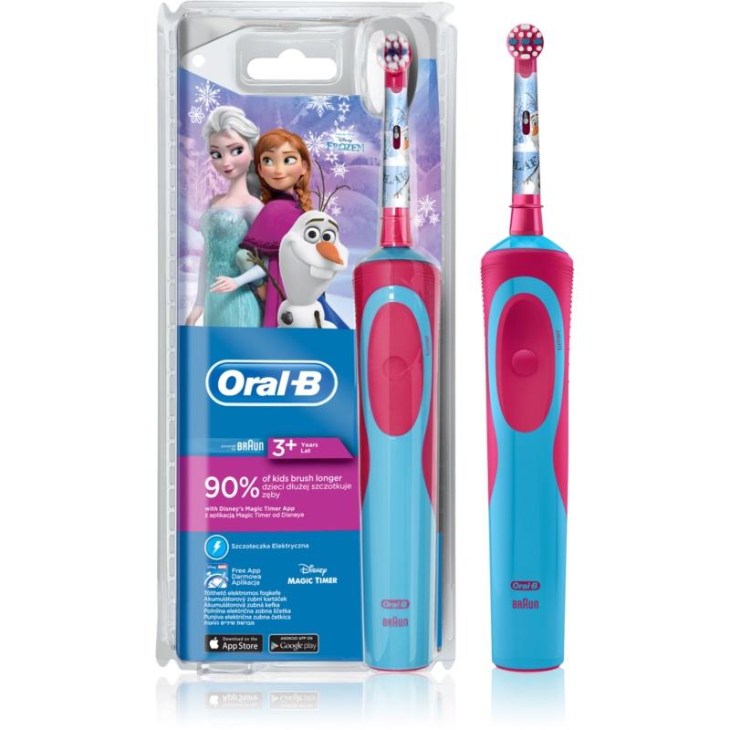 oral b stages power frozen cepillo de dientes el ctrico para ni os. Black Bedroom Furniture Sets. Home Design Ideas