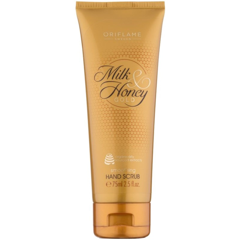 ORIFLAME MILK & HONEY GOLD Hand Scrub