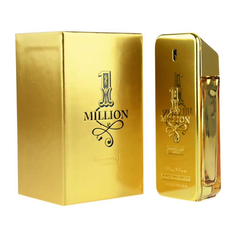 Paco Rabanne Million Absolutely Gold Pure profumo spray ...
