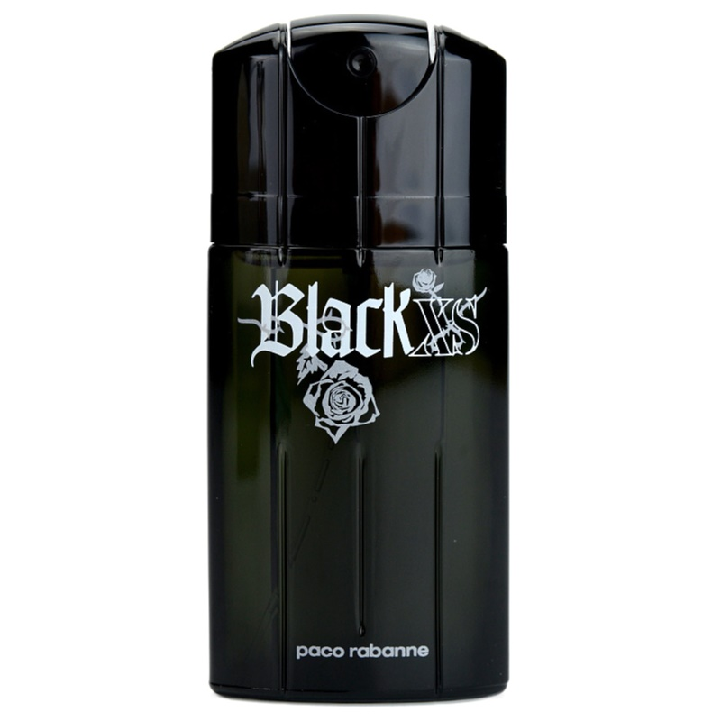 paco rabanne black xs eau de toilette pour homme 100 ml. Black Bedroom Furniture Sets. Home Design Ideas