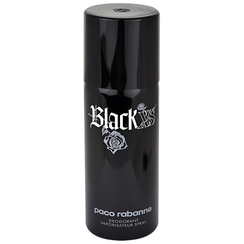 paco rabanne black xs d o spray pour homme 150 ml. Black Bedroom Furniture Sets. Home Design Ideas