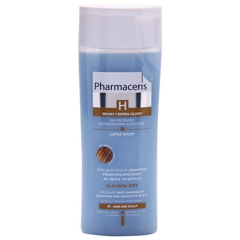 pharmaceris h hair and scalp h purin dry shampoo gegen schuppen f r trockene und empfindliche. Black Bedroom Furniture Sets. Home Design Ideas