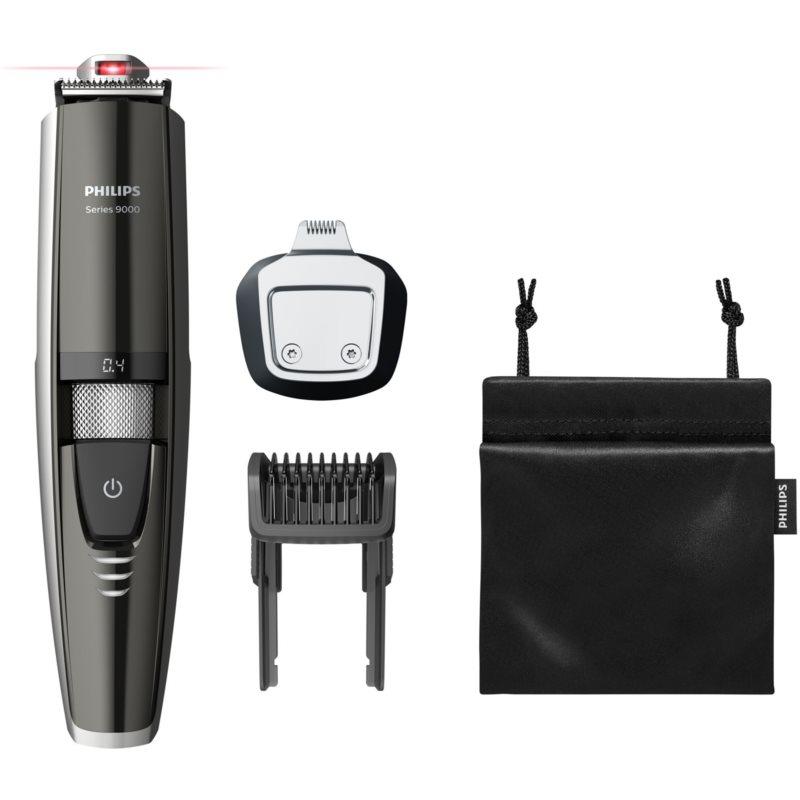 Armario Mdf Branco ~ Philips Beard Trimmer Series 9000 BT9297 15, aparador de barba impermeável com orientaç u00e3o a