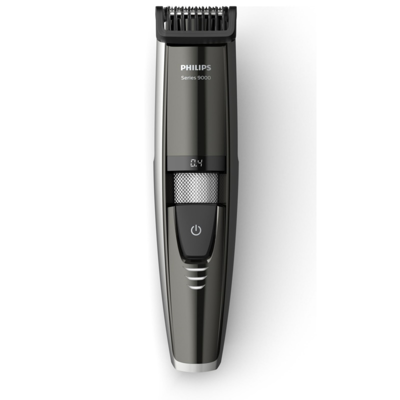 philips beard trimmer series 9000 bt9297 15 aparador de barba imperme vel co. Black Bedroom Furniture Sets. Home Design Ideas