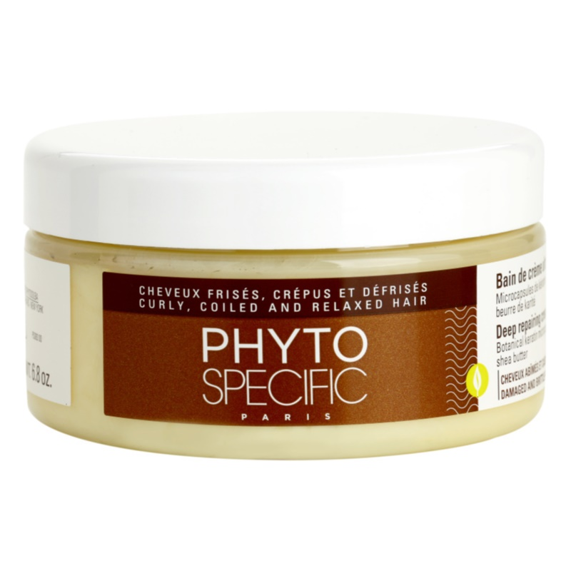 phyto specific shampoo mask masque pour cheveux ab m s et fragiles. Black Bedroom Furniture Sets. Home Design Ideas