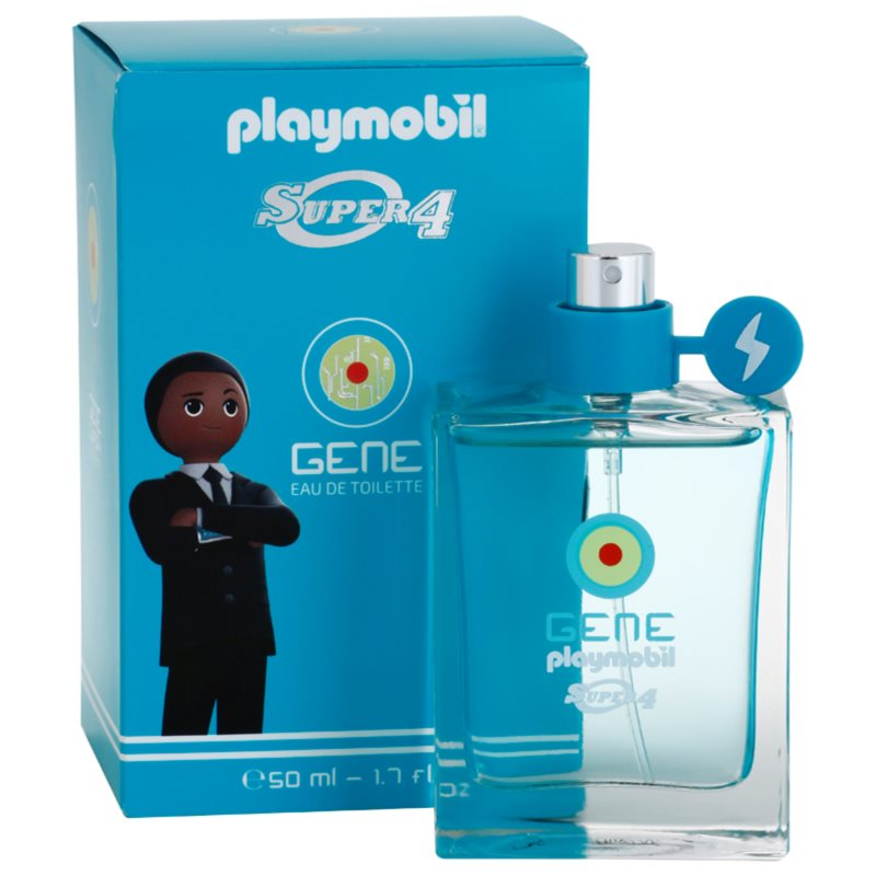 playmobil super4 gene eau de toilette f r kinder 50 ml. Black Bedroom Furniture Sets. Home Design Ideas