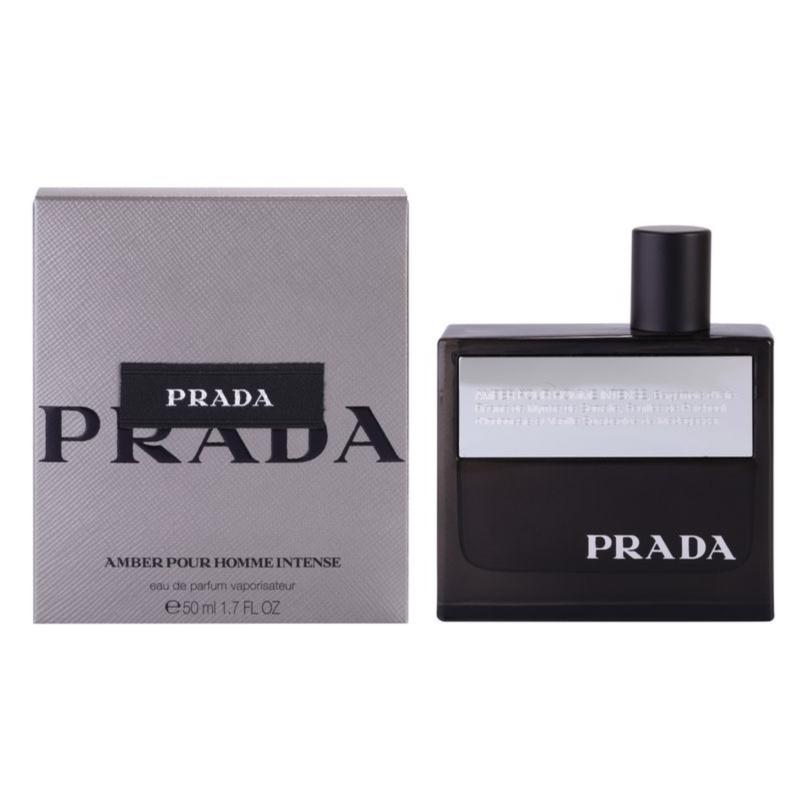 prada prada amber pour homme intense eau de parfum for. Black Bedroom Furniture Sets. Home Design Ideas