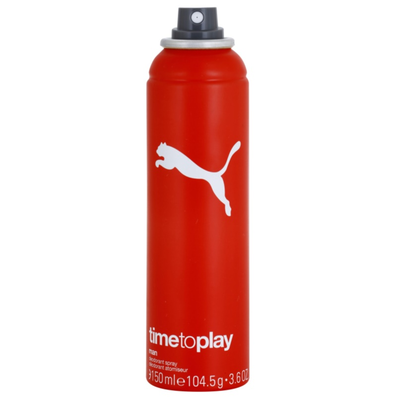 buying cheap get cheap classic shoes Puma Time To Play, Deo Spray for Men 150 ml | notino.co.uk