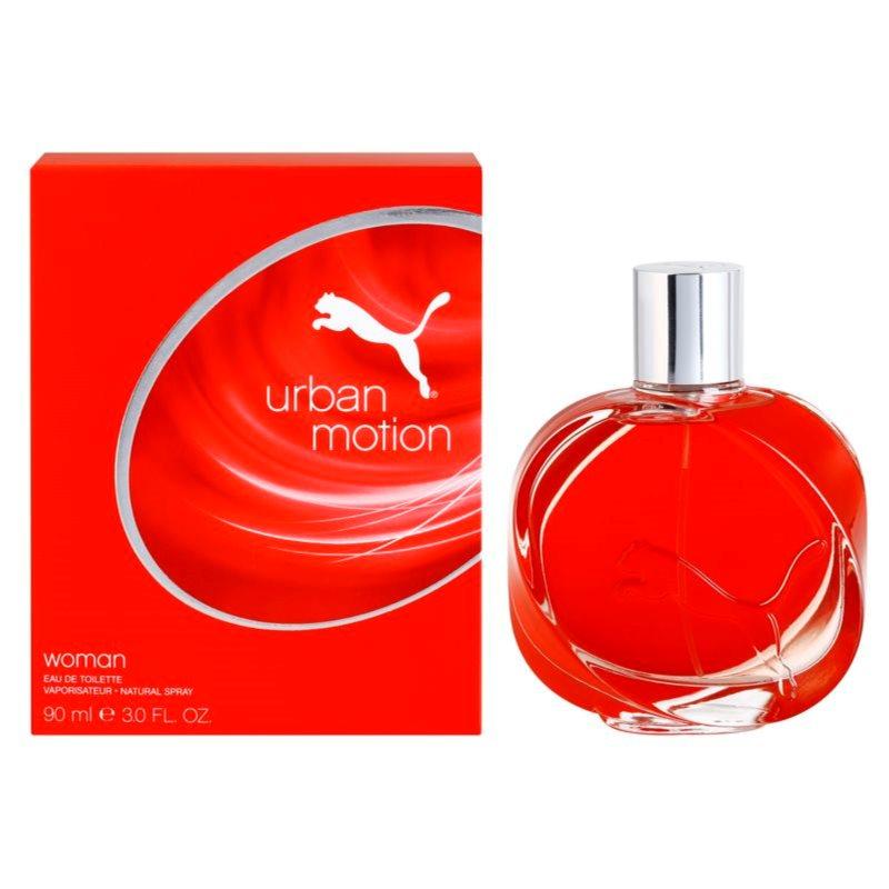perfumy puma męskie czerwone