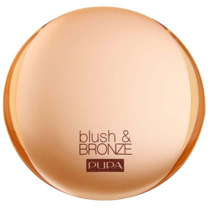 PUPA BLUSH & BRONZE Bronzer and Blusher 2 In 1   notino.co.uk