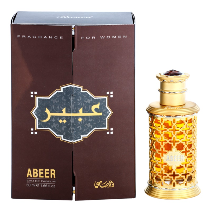 rasasi abeer women eau de parfum f r damen 50 ml. Black Bedroom Furniture Sets. Home Design Ideas