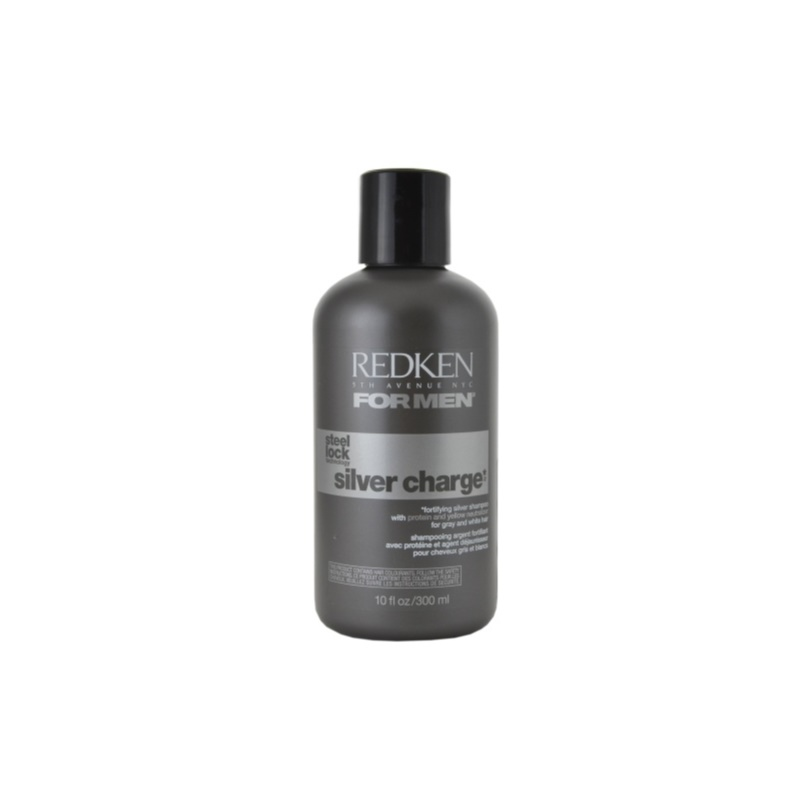 redken for men silver charge shampoo f r graues haar. Black Bedroom Furniture Sets. Home Design Ideas