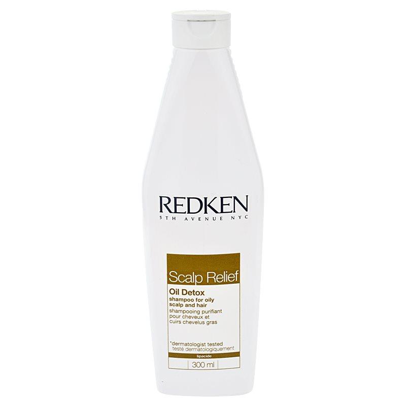 redken scalp relief shampoo f r schnell fettiges haar. Black Bedroom Furniture Sets. Home Design Ideas