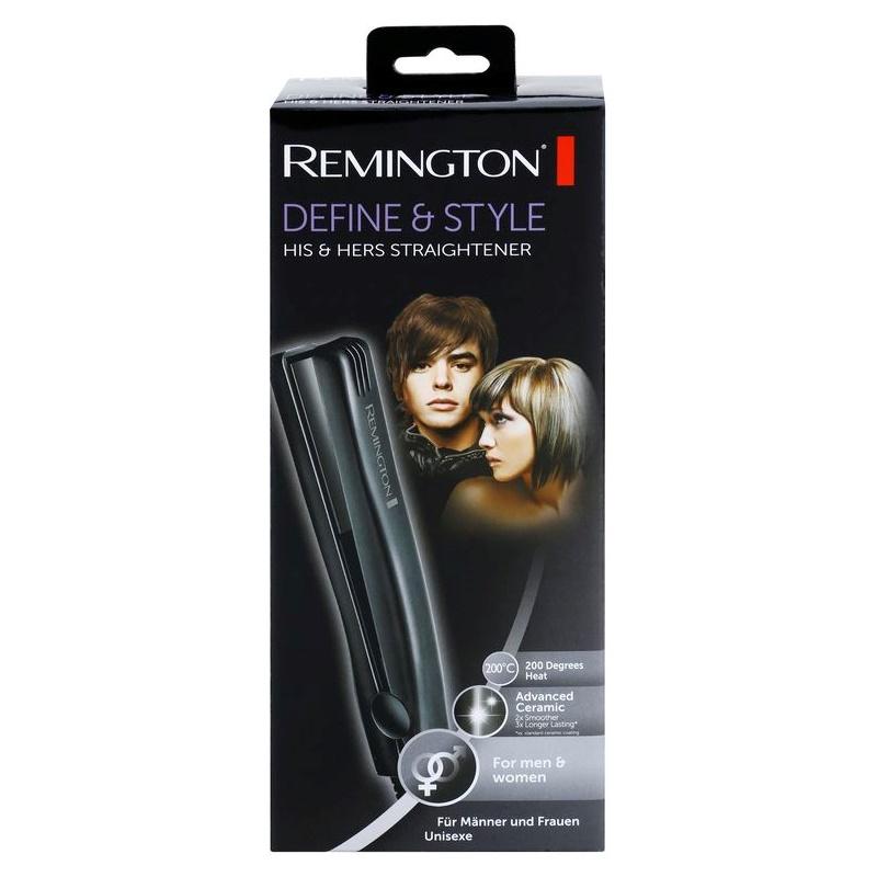 Remington Define Style S2880 Placa De Par Mini