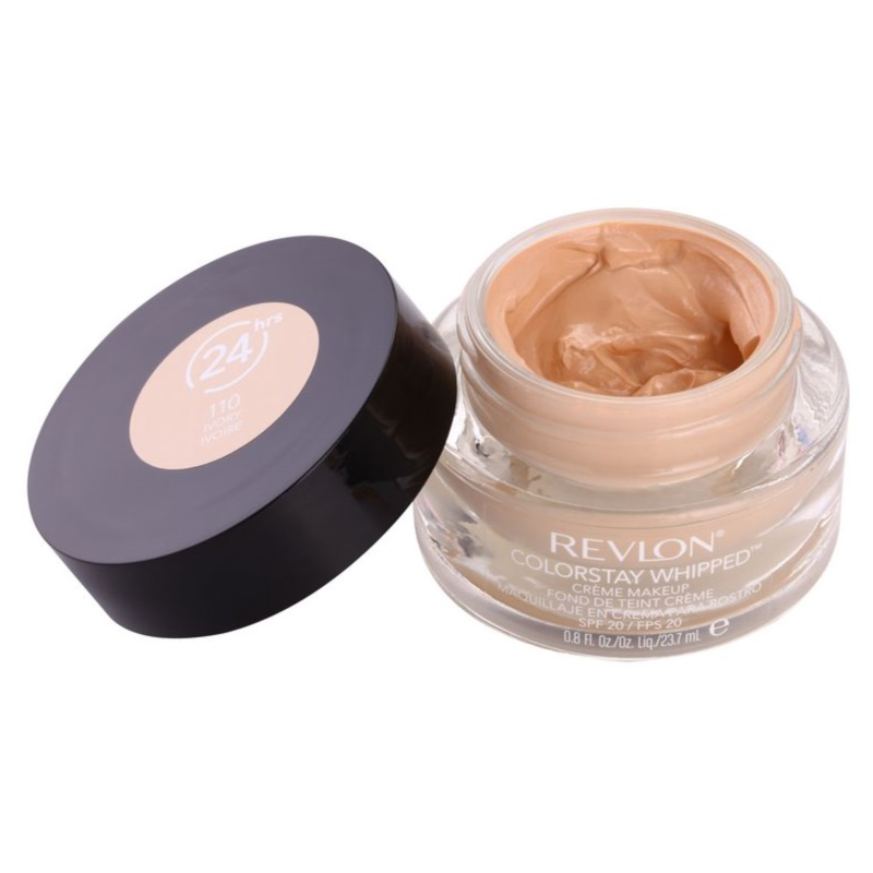revlon cosmetics colorstay whipped creme make up spf. Black Bedroom Furniture Sets. Home Design Ideas